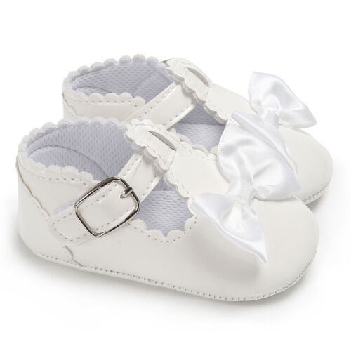 For 0-18M Infant Girls Walking Shoes Baby First Walkers Anti Slip Crib Shoes