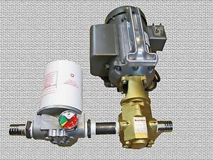 Waste Oil Heater Parts 12 Gpm Electric Oil Transfer Pump