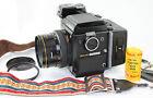 ZENZA BRONICA SQ-Am Classic Film Camera with ZENZANON-S 1:2.8 F=80mm Lens.