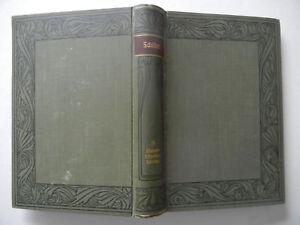 Meyers-classique-Ausgabe-de-Schiller-uvres-Bande-14