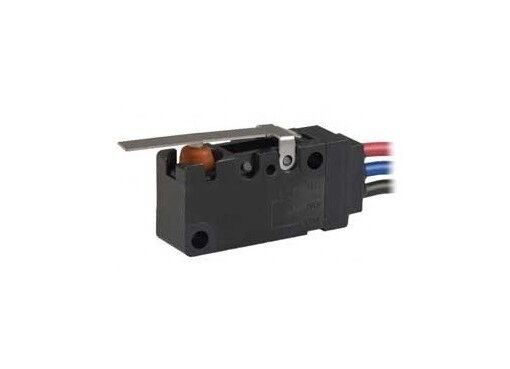 Deviatore finecorsa waterproof con con con leva con fili 250V 3A switch a pulsante 8001 68fbd5
