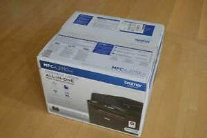 Details about Brand New Brother MFC-L2710DW B&W Wireless Duplex Laser  All-In-One Printer Fax