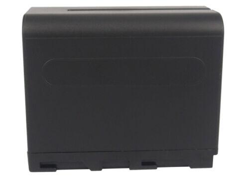 Batería Li-ion Para Sony Dcr-trv110e Ccd-tr3000 Hdr-fx7 Mvc-fdr3 Digital Mavica