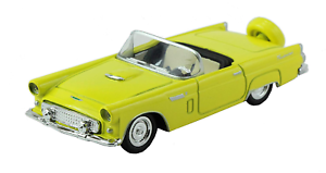 NewRay 1:43 Diecast 1956 Ford Thunderbird Convertible All American City Cruiser Collection