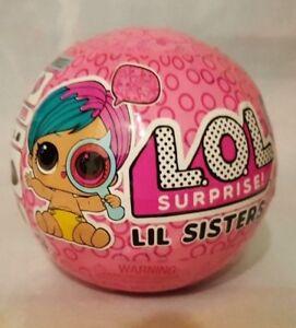 Details About Lol Surprise Lil Sisters Series Eye Spy 5 Surprises Series 4 Wave 2 New L O L