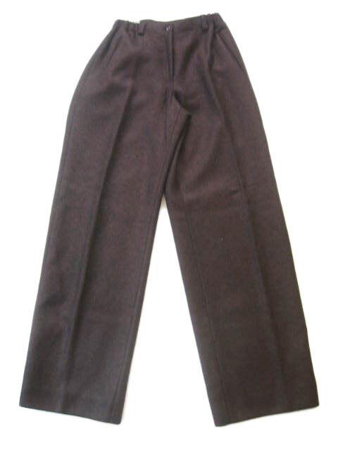 1300 Nuevo Con Etiquetas Kiton Mujer Marrón  Cashmere flnl Pantalones E42 tenemos  costo real