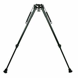 "13"" to 23"" Long Hunting Rifle Bipod - Adjustable Legs Sling Swivel Mount"