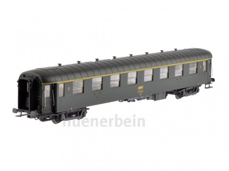 LS/modelsworld MW 40203 SNCF 1.kl. vetture passeggeri ocem a8 Verde/Grigio ep4a NUOVO + OVP
