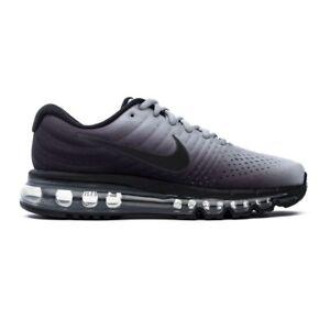Details about Nike Air Max 2017 BG BlackGrey AT6168 001 Size 5 UK