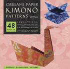Origami Paper Kimono Patterns Small by Tuttle Publishing (Paperback, 2009)