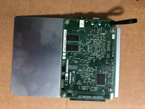 Details about  /TOSHIBA STRATA MIPU16-1A V.2H IP INTERFACE CARD