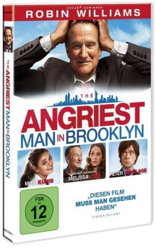 1 von 1 - The Angriest Man in Brooklyn (Robin Williams R.I.P., Mila Kunis, P.Dinklage) DVD