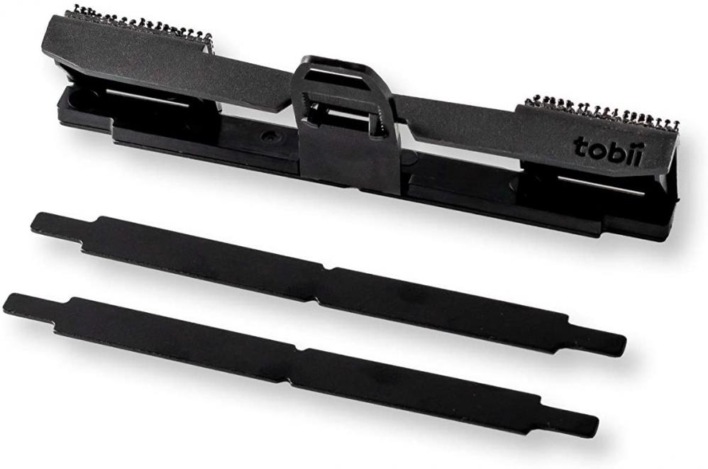 Tobii Gaming Eye Tracker Mounting Kit - Flex Mount and Metal Plate Mounts