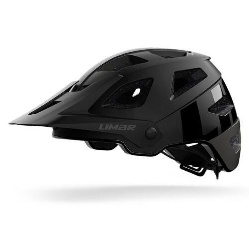 Limar DELTA MTB Bike helmet Matt Black Size Large CPSC-Certified