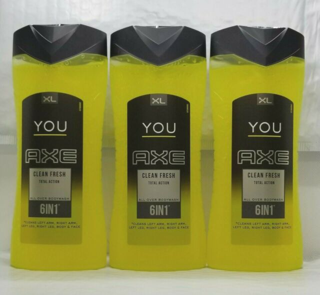 Pack Of 1 Dove For Men Clean Comfort Body And Face Wash 400 Ml For Sale Online Ebay