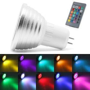 220V-MR16-5W-RGB-LED-Light-Color-Changing-Lamp-Bulb-Decor-Remote-Control