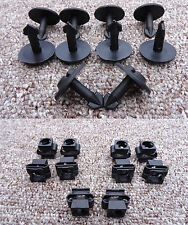 CHRYSLER ENGINE UNDERTRAY CLIPS AND CLAMPS SPLASHGUARD UNDER COVER SET OF 10