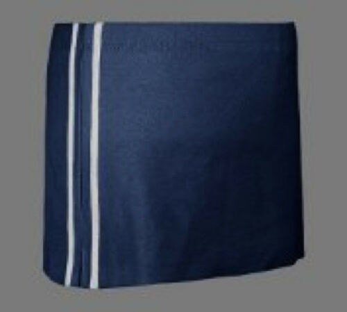 Girls 100/% Cotton Tennis Skirt Skort Sporty Pink Navy Black 7-16 SPECIAL VALUE