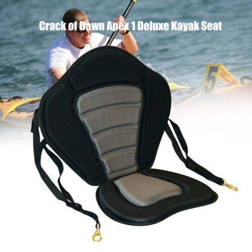 LN/_ UNIVERSAL ADJUSTABLE KAYAK PADDED SEAT CANOE SIT ON TOP BOAT BACK REST CUS