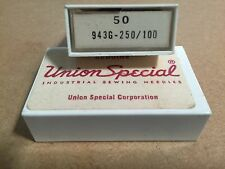 Union Special 943G-250/100, Sewing Machine Needles (Box of 50)