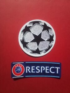 Patch-Football-Ligue-Des-Champions-Starball-Respect-2008-2020