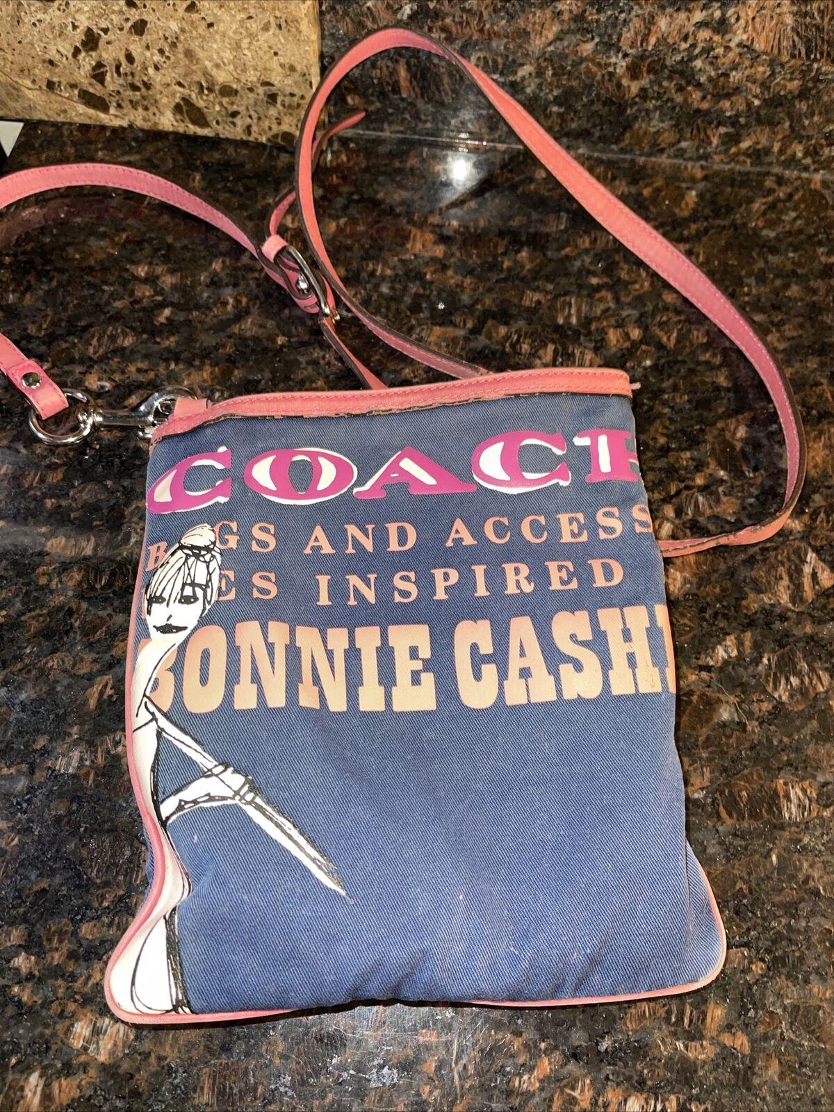 vintage coach bonnie cashin Crossbody - image 1