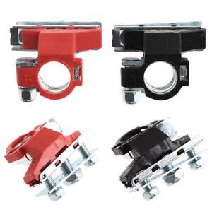 2X-Leisure-Battery-Terminals-Connectors-Clamps-For-Caravan-Car-Van-Motorhome-u