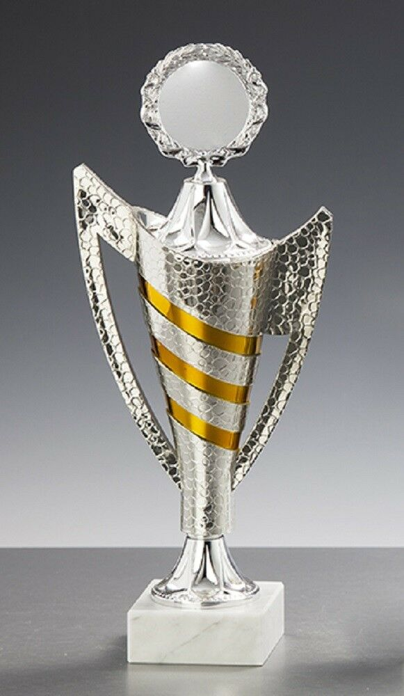Pokale  Maik  silber-Gold - sehr edel edel edel - z.B. Fußball, Handball, Basketball e8042b