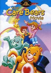 The-Care-Bears-Movie-New-DVD-Full-Frame-Repackaged-Dubbed-Subtitled-Sens