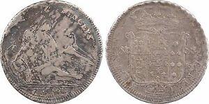 Italie-piastre-120-grana-1749-Naples-les-Deux-Siciles-Charles-III-RARE-157