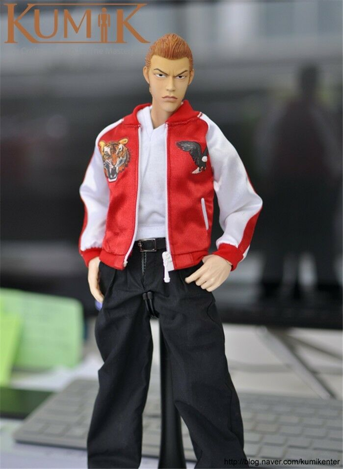 1 6th Scale KUMIK KMF039 Male Action Figure W Clothes Toy Gift
