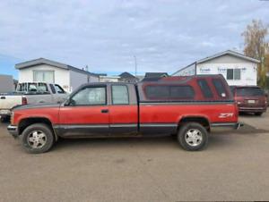 1992 Chevy Silverado 1500