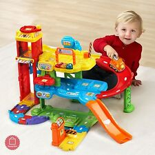 Educational Toys For 2 Year Olds Age 1 3 4 5 Toddlers Learning Boys Car Garage