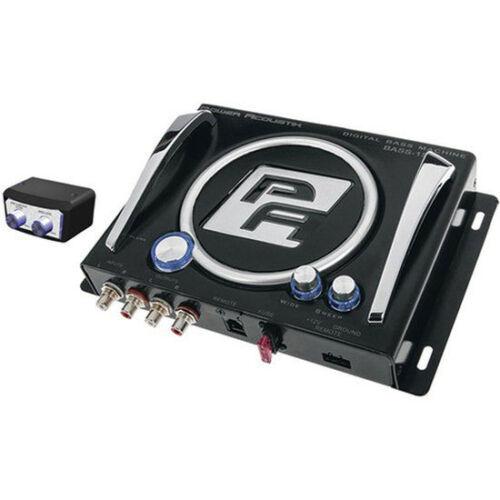 POWER ACOUSTIK BASS-15C Digital Bass Reconstruction Processor Car Epicenter