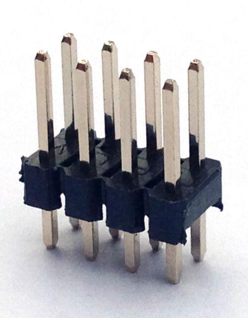 50 Stücke 2X6 12 Pin 2.54MM Zweireihige Buchse Gerade Header Pitch Buchse Pin gp
