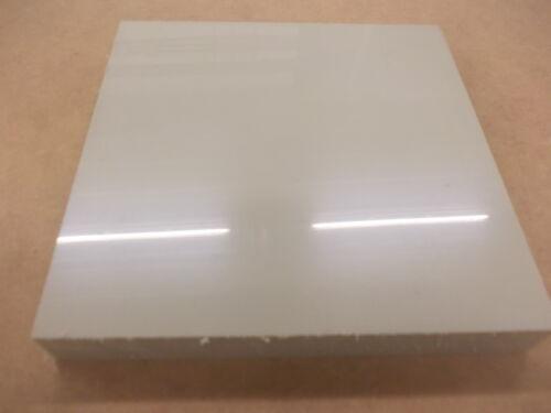 20 mm Beige in polipropilene HOMO polimero 150 mm x 150 MM PIASTRA nuova ingegneria