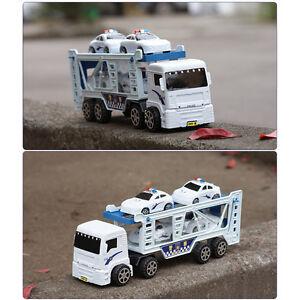 image is loading novel kids toy big car carrier truck model