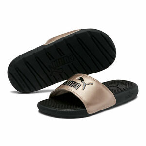 PUMA-Pre-School-Cool-Cat-Metallic-Little-Slides