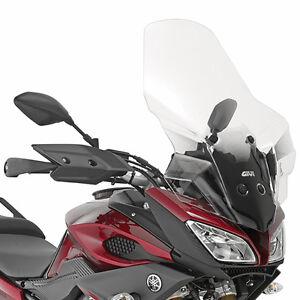Givi Windshield Screen Transparent Yamaha Mt 09 Tracer 2015 2016 2017 2122 Dt Ebay