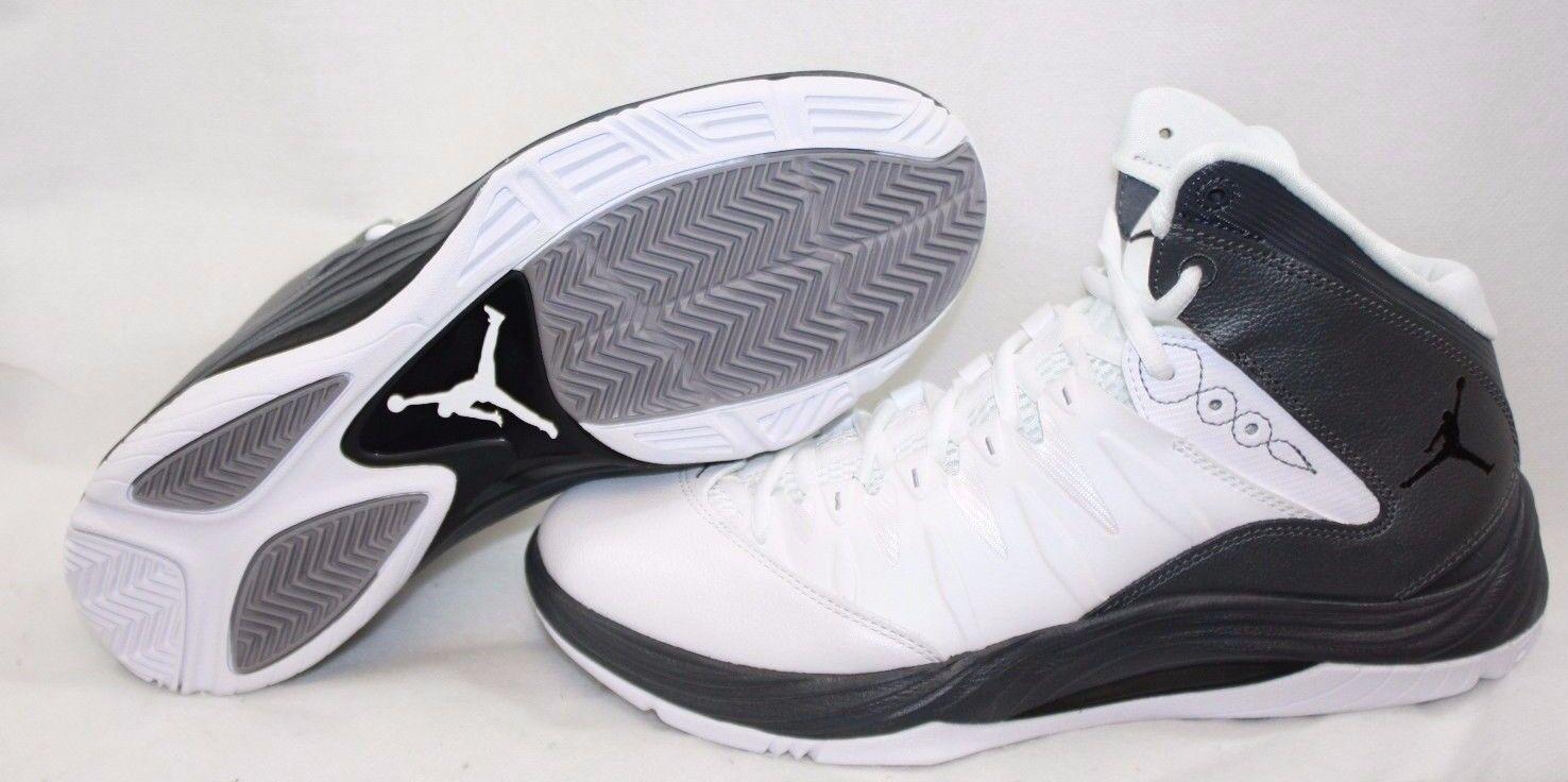 NEW Mens NIKE JORDAN Prime.Fly 599582 103 White Grey Basketball Sneakers Shoes