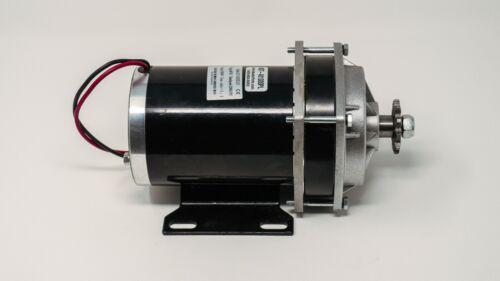 48 Volt 1000 Watt Motore epicicloidale con ventola di raffreddamento