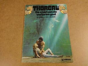 STRIP-THORGAL-N-12-DE-STAD-VAN-DE-VERLOREN-GOD