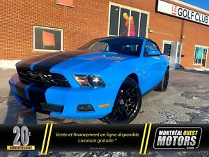 2011 Ford Mustang V6 / CONVERTABLE / IMPECCABLE!!