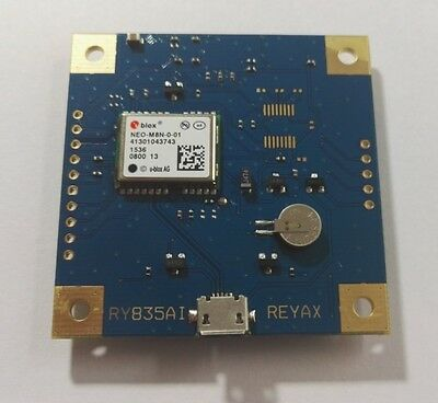 GPS Glonass BeiDou antenna module pressure Compass Gyro sensors 10Hz USB