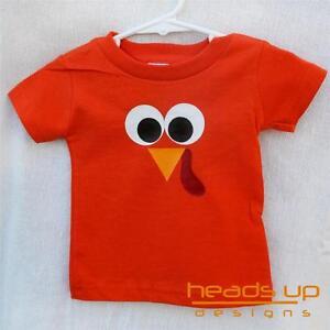e2de5e551 Image is loading Thanksgiving-Shirt-Turkey-Shirt-Infant-Bodysuit-Boy-Girl-