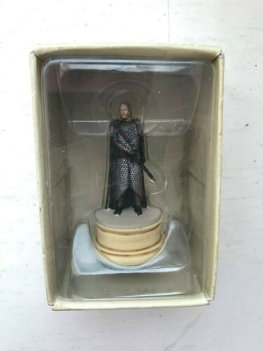 Lord of the Rings Chess Collection Issue 44 Gamling Eaglemoss Figure Figurine