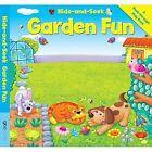 Hide & Seek: In the Garden by Bonnier Books Ltd (Board book, 2013)