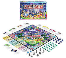 MONOPOLY World of Disney Edition NEW 2001 Sealed Board Game Pewter Pieces RARE