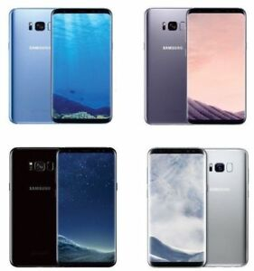 Details about Verizon Page Plus Straight Talk Total Wireless Samsung Galaxy  S8+ Plus G955U GSM