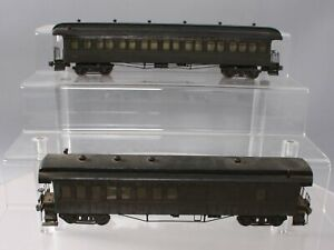Custom Vintage O Assorted Great Southern Lines Passenger Cars [2] - 2 Rail